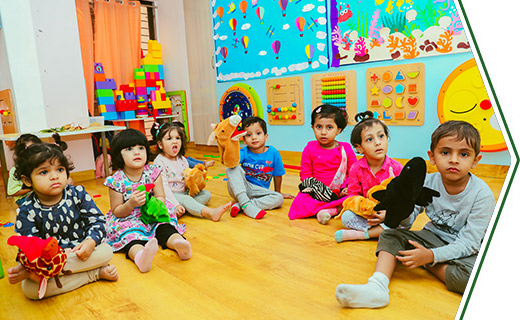 Kocokids - Best PlaySchool Activities Program